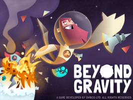 Beyond Gravity Cover Art by A4man