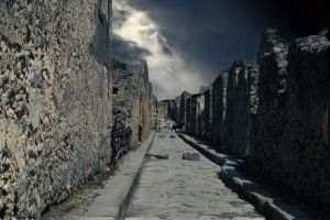 Pompeii Manipulated 01 by neverFading-stock