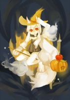 Halloween 2011 Rough by cullets