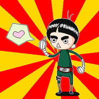 :: rock lee :: by LaughingSquid
