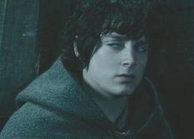 Frodo's funny face by FrodoBaggins1998