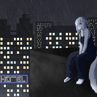 Heavy rain :animation: by AntaresIceslayer