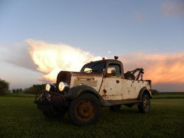 Tow Truck by QuanticChaos1000