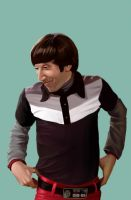 Howard Wolowitz by sgall89