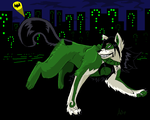 Riddler's City by Ash-Dragon-wolf
