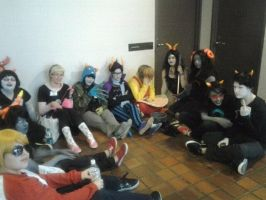 Noncon Homestuck group by Death-By-Insanity