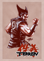 Tekken 20th Anniversary Tribute by Hyde209