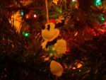 Miney Mouse Christmas Decoration by Loser-Bunny