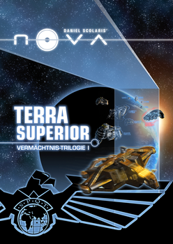 Unused Terra Superior Cover by TheQuitter