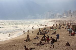 The mists of Ipanema 2 by r-assumpcao