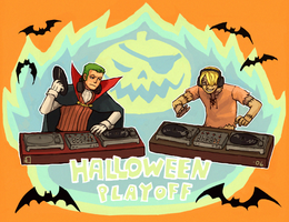 Halloween playoff by emlan