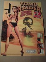Tomb Raider II Poster by gameads