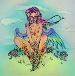 budgies by ymymy