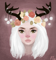 Antlers by ninated