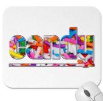 """""""CANDY"""" Mouse pad by BH11305"""
