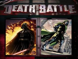DEATH BATTLE Wishlist No.73 by IronBloodAika
