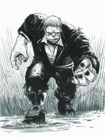 Solomon Grundy by dichiara