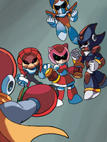 We Are The Roboticized Masters by ScourgeTheHedgehog20