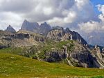 Cadini from Lavaredo by Sergiba