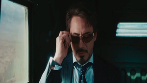 Tony Stark GIF by FoxedPeople