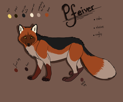 Pfeiver Quick Ref by Naoki-Wolf