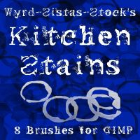 Kitchen Stains by Wyrd-Sistas-Stock