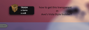 aves style builder help. by enterZ