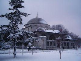 snow - istanbul VI by smrdncr