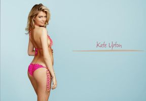 Kate Upton 1 by ArtSlash13