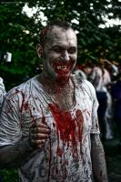 Zombie Walk Warsaw 2010 by remigiuszScout