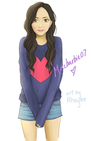 Bethany Mota (macbarbie07) by Rhaylee