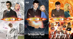 Doctor Who 10th Doctor Series 2 Book Set by 10kcooper