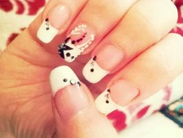Nails Efox by lioness14