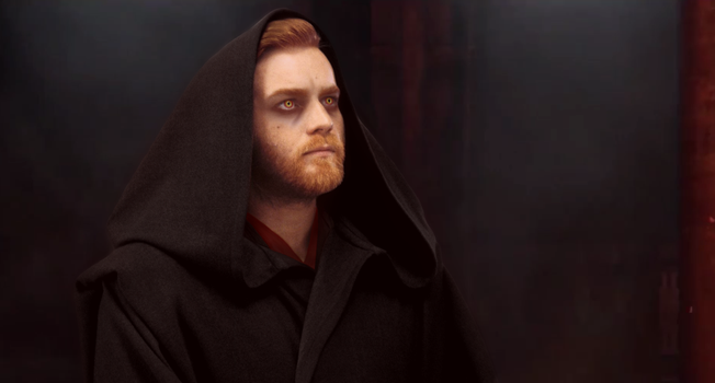 Sith Obi-Wan Kenobi - Dark Side by ponyhallo1