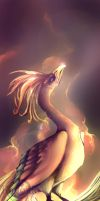 Ho-oh by Ravoilie