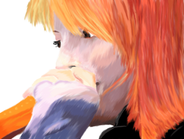 Hayley Williams by Jeshi-Camui-Tarakai