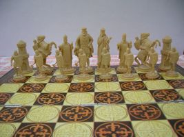 set of chess 2 by charlieest