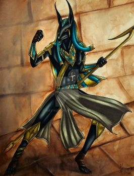 The Anubis by Ray-Ken