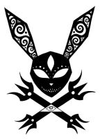 Black Rabbit Logo by Tillinghast23