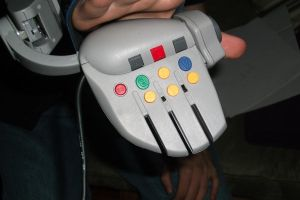 Nintendo 64 Glove Buttons by Constraticron