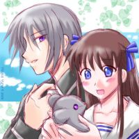Fruits Basket - For Your Smile by YoukaiYume