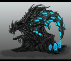 Sovereign Swarm  Brood Mother Concept by SwarmCreator