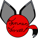 New Signature by FennecFoxee