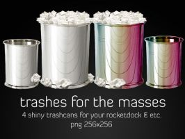Trashes For The Masses by drgirlfriend