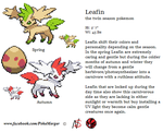 Leafin adoptable by Drac0pyre
