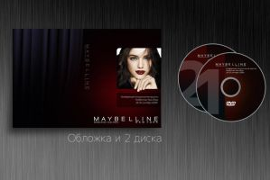 CD disk and cover by Autoanswer