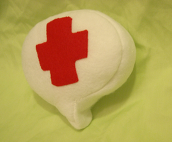 Medic Call Plush by SuddenlyNixon