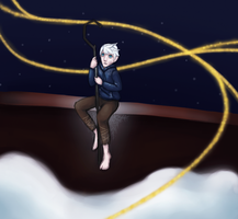 Young Jack Frost by xXAluniaXx