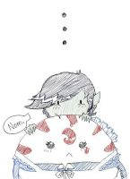 Marshall Lee is hungry. by halfasn