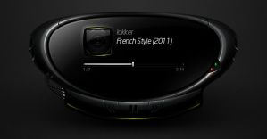 FrenchStyle Audio Player by m1r1